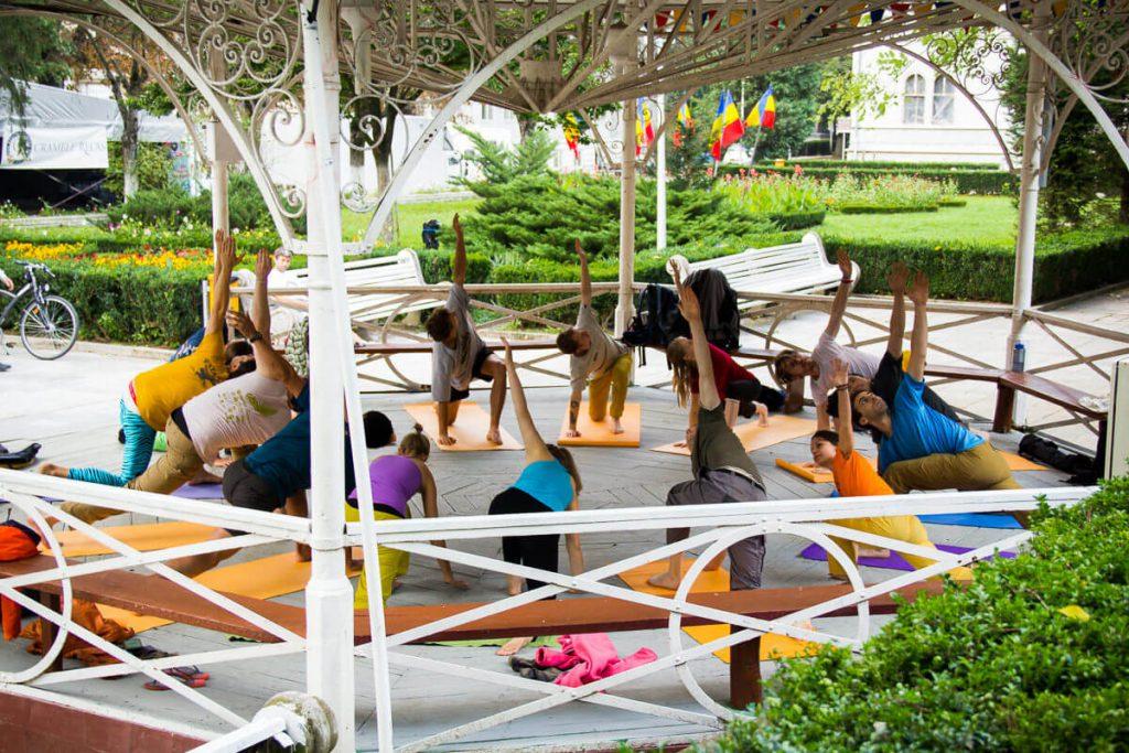 Yoga for Climbers Petzl RocTrip