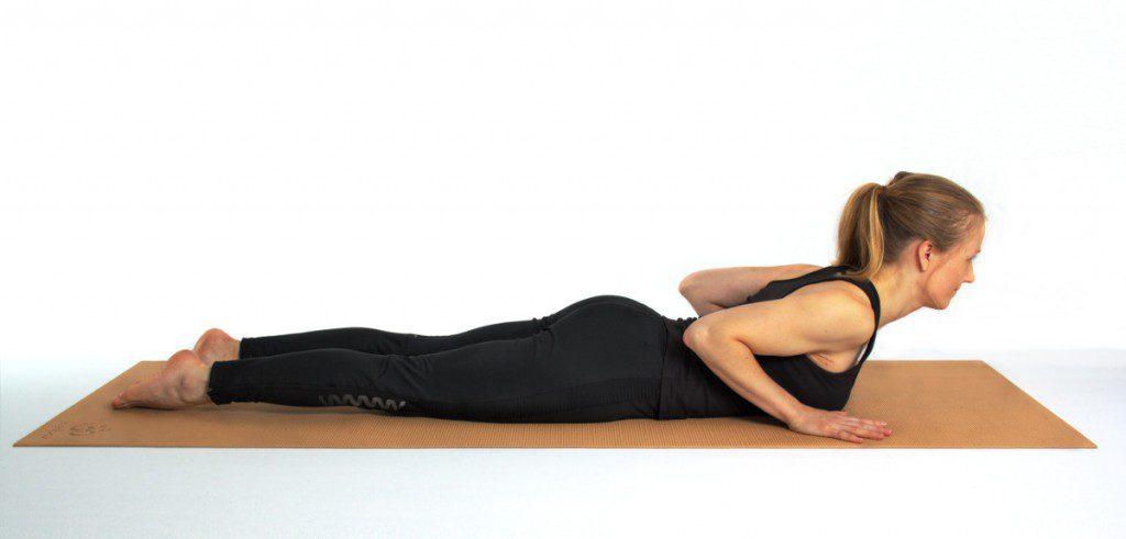 cobra pose yoga