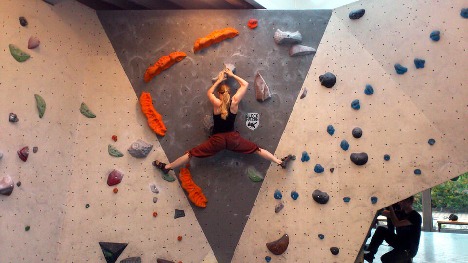 yoga for climbers benefits bouldering
