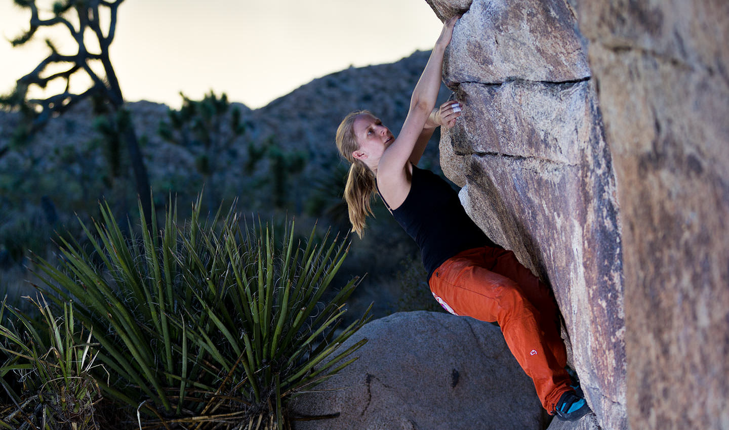 shoulder pain bouldering joshua tree
