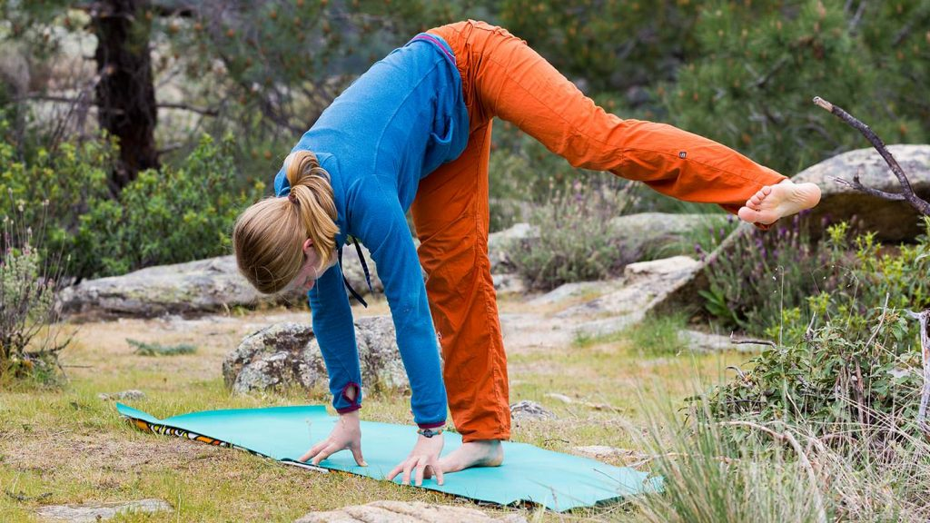 training the mind with yoga
